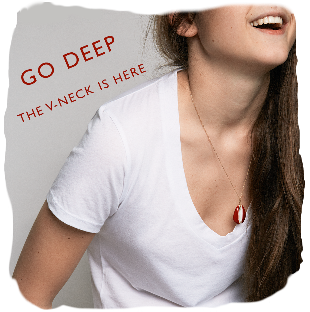 the deep-v is here