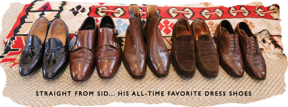 sid's all-time favorite dress shoes