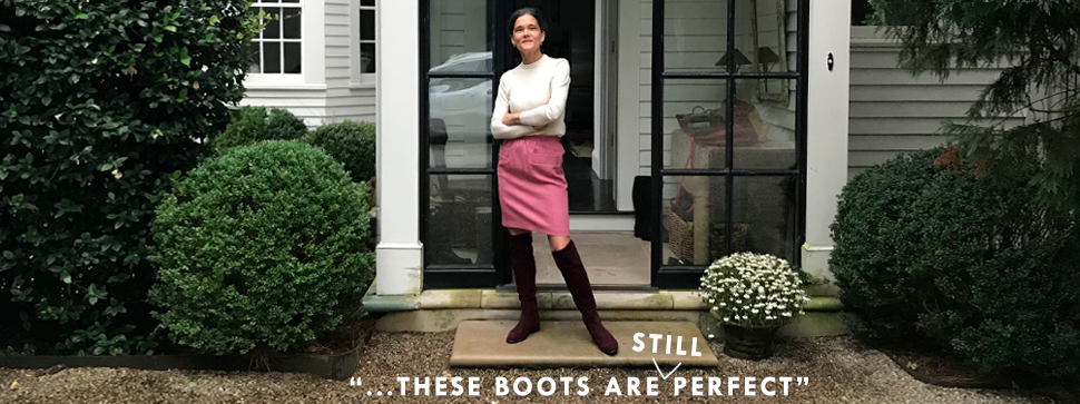 the pull-on boot