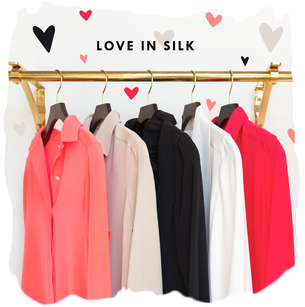 love in silk