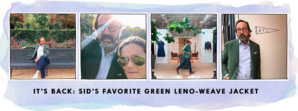 green leno is back