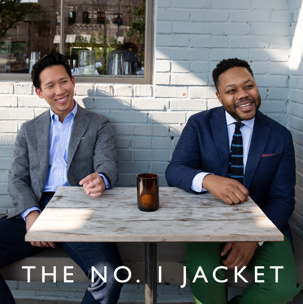 the no. 1 jacket