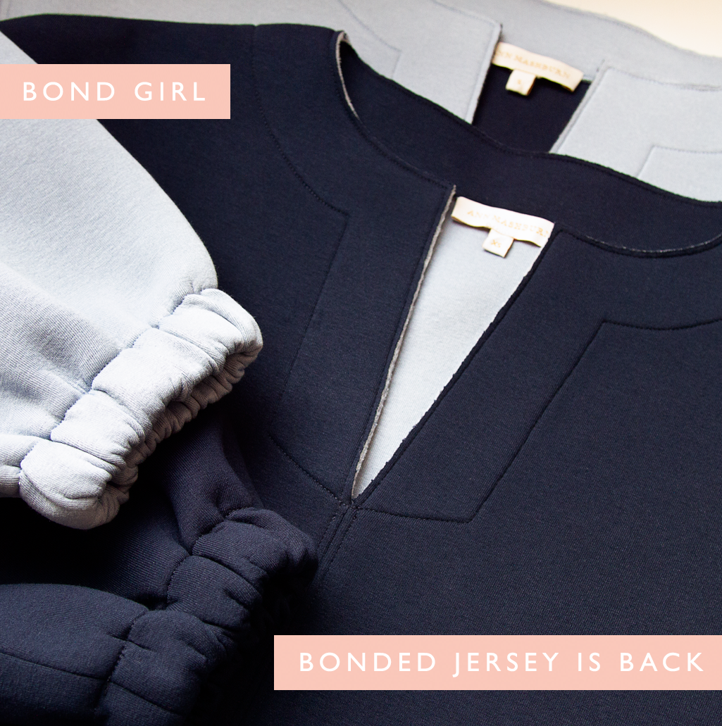 bonded jersey is back