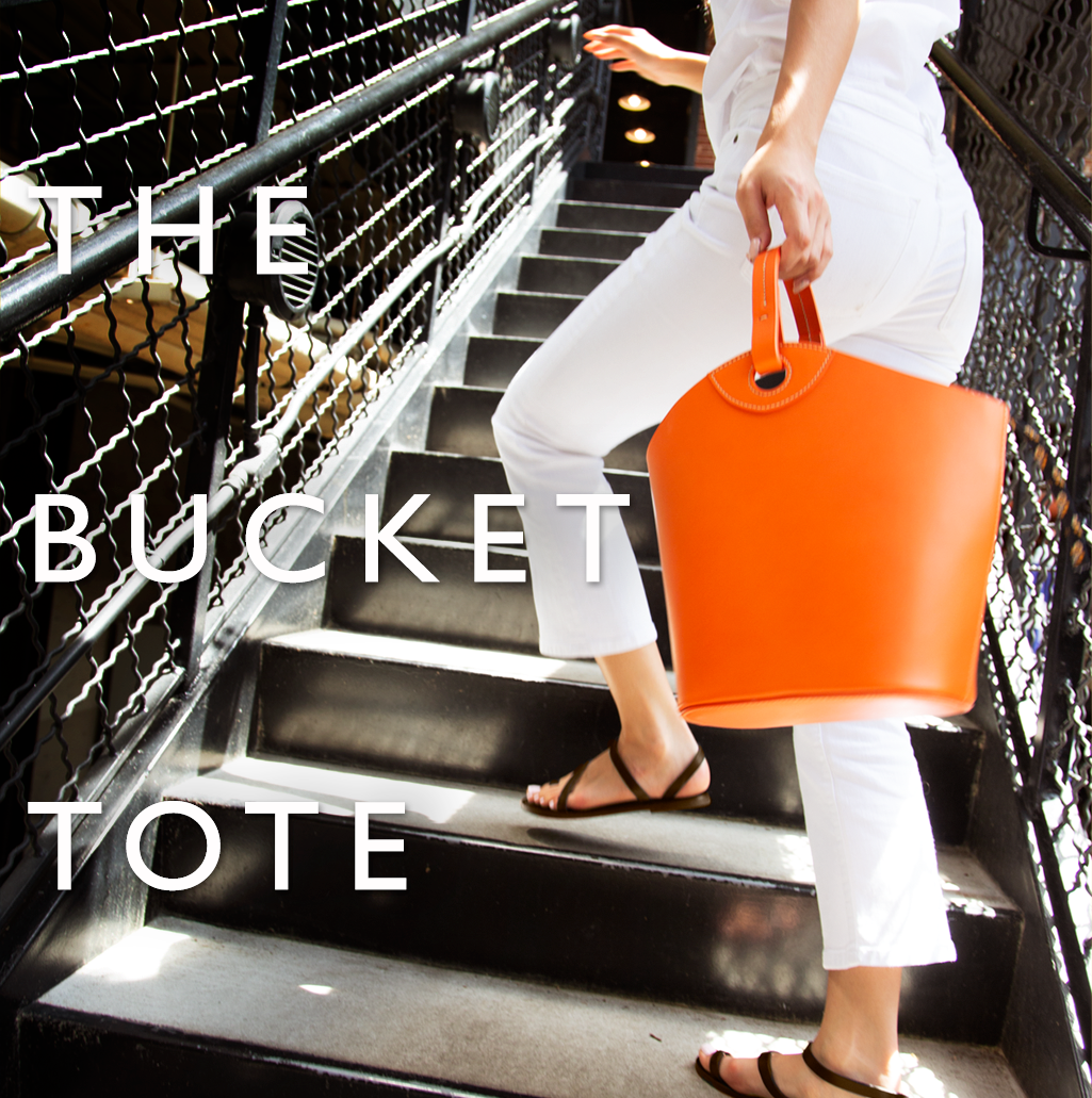 the bucket tote